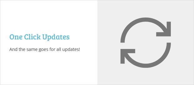 One Click Updates