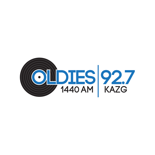 KAZG Oldies 92.7 FM & 1440 AM, listen live