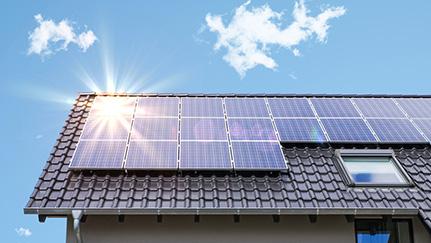 home solar panel cost