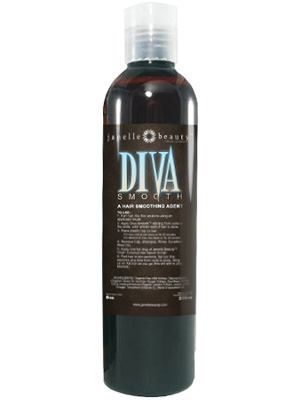 Janelle Beauty Diva Smooth Hair Smoothing Agent