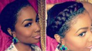 9 steps perfect goddess braids