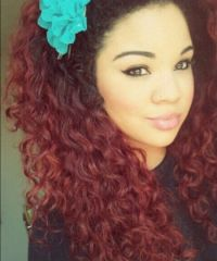 Hair Color Ideas For Curly Hair As The Amazing Curly Of ...