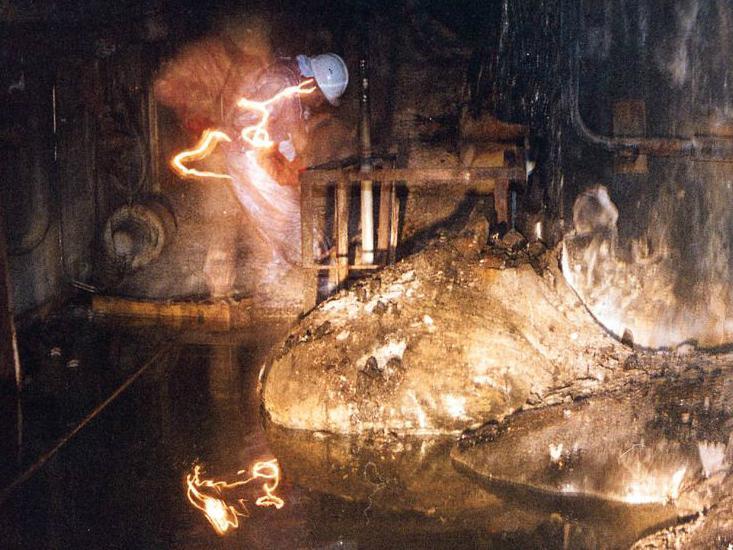 Image result for chernobyl fire