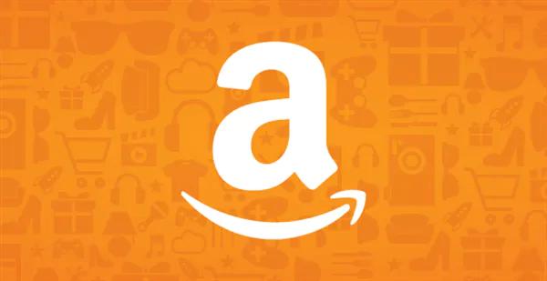 Orange Amazon logo