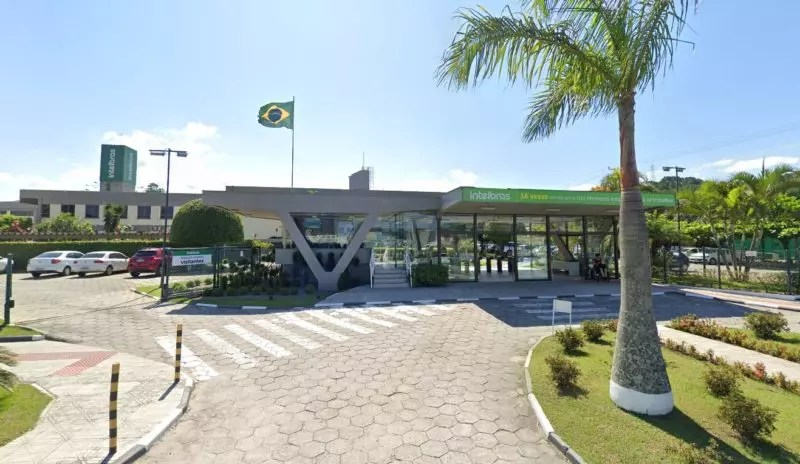 The most wealthy newcomer from Santa Catarina is Jorge Luiz Savi de Freitas, president of Intelbras, the largest national manufacturer of cameras and electronic security and communication equipment, headquartered in São José. With a fortune of R$ 5.27 billion, he it is 95th in the ranking.  – Photo: Google Maps/Reproduction