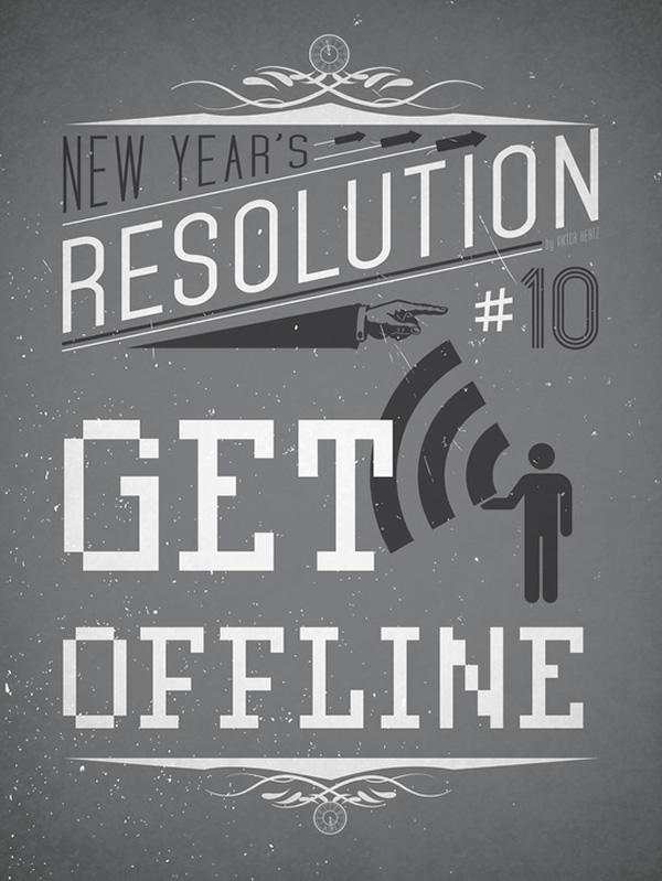 New Year39s Resolution Posters Neatorama