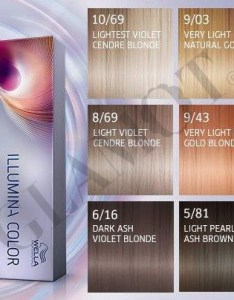 Wella professionals illumina color also hair colour glamot rh