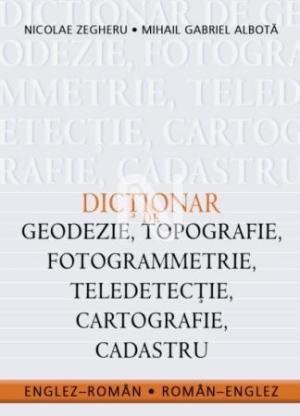 Dictionar de geodezie