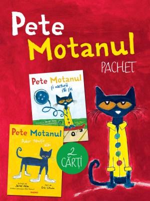 Pachet Pete Motanul 2 vol.