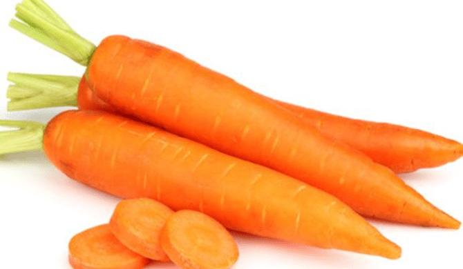 kaip padaryti varpą iš morkų