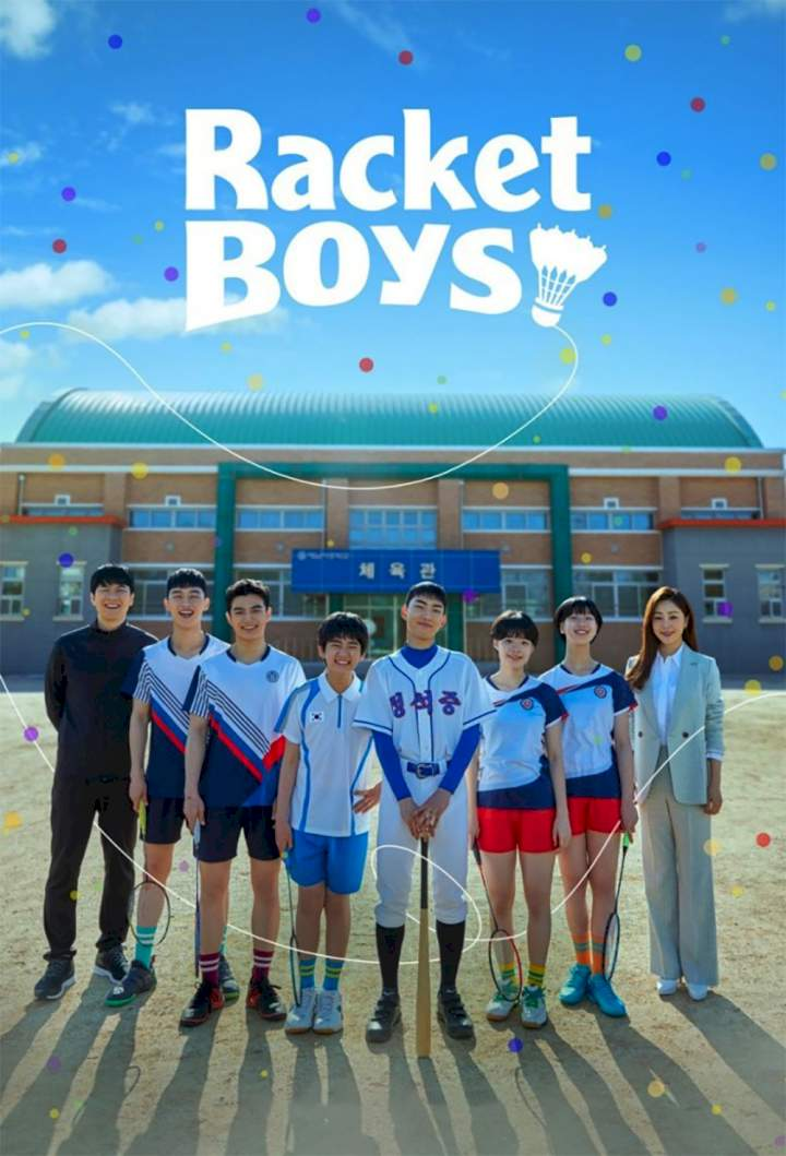 Racket Boys Season 1 Episode 6