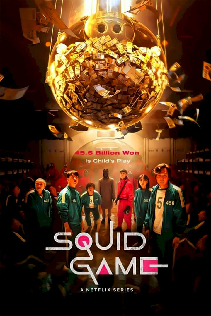 Squid Game Season 1 Episode 9
