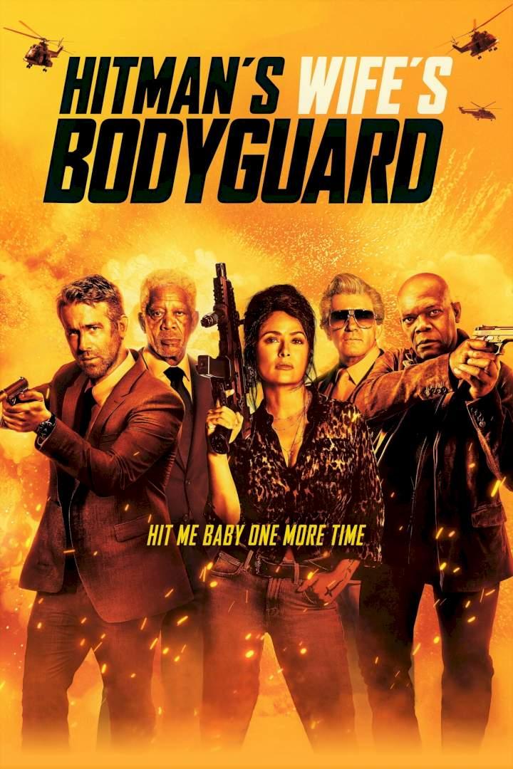Hitman's Wife's Bodyguard (2021) [HDRip]