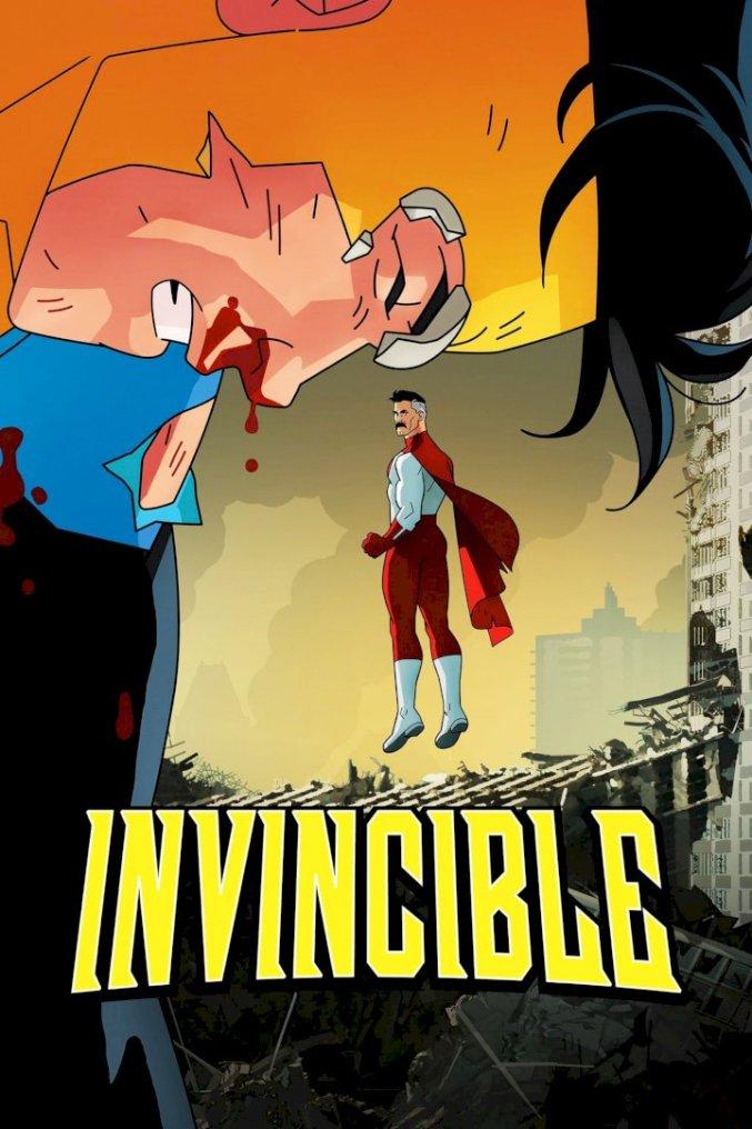 Invincible Season 1 Episode 8