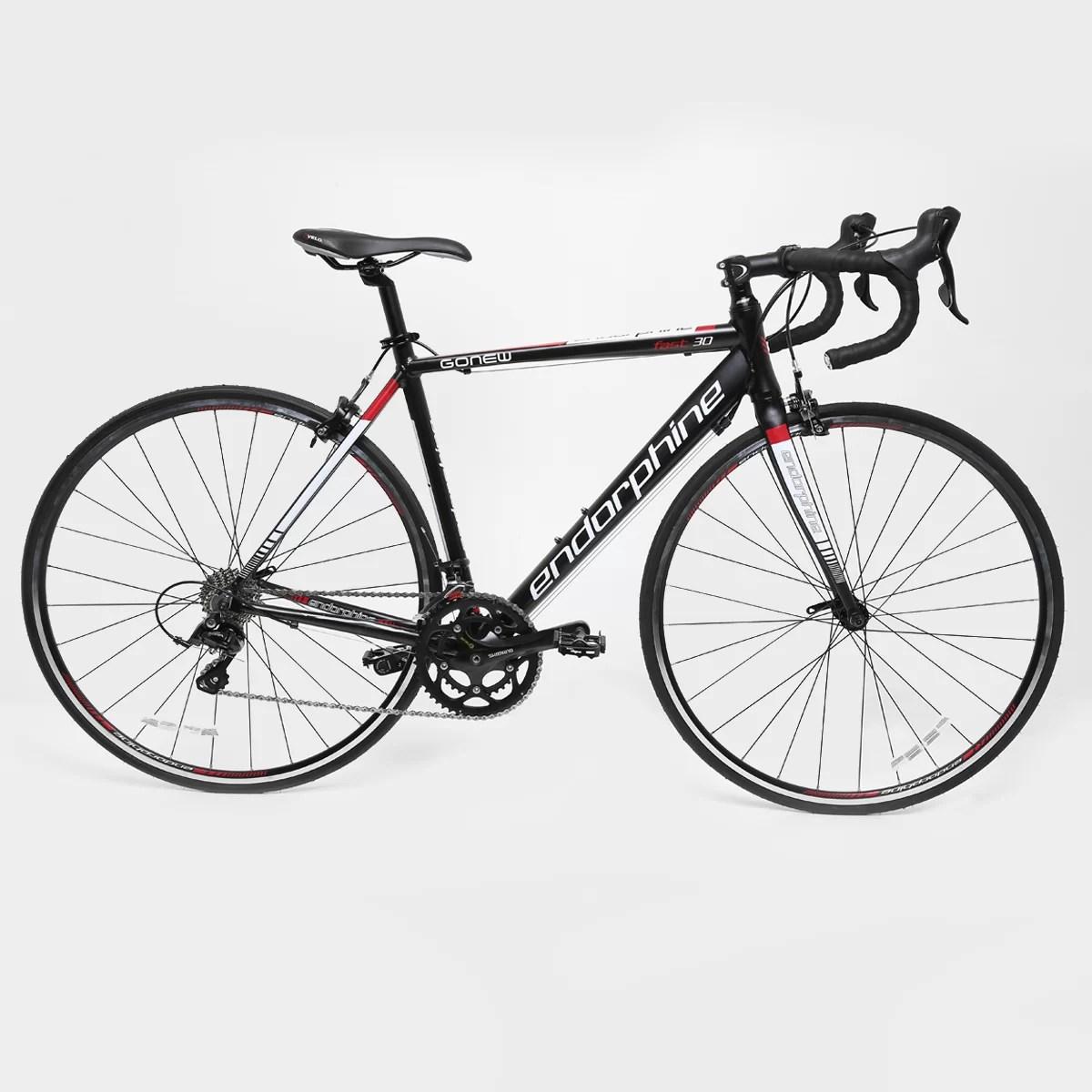 Bicicleta Speed Endorphine Gonew Fast 30 Shimano Aluminio