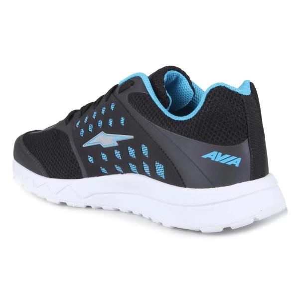 52ccef6643 Tnis Avia Active Feminino - Preto Azul Compre Agora