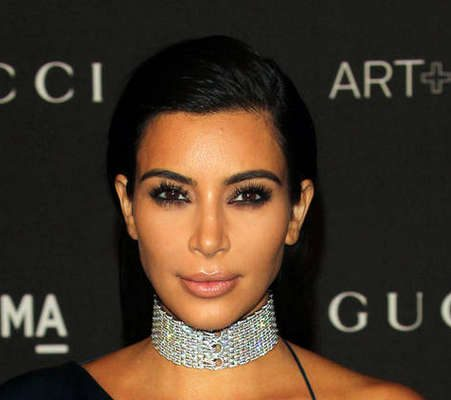 Kim Kardashian Poses Full Frontal In Latest Paper Magazine