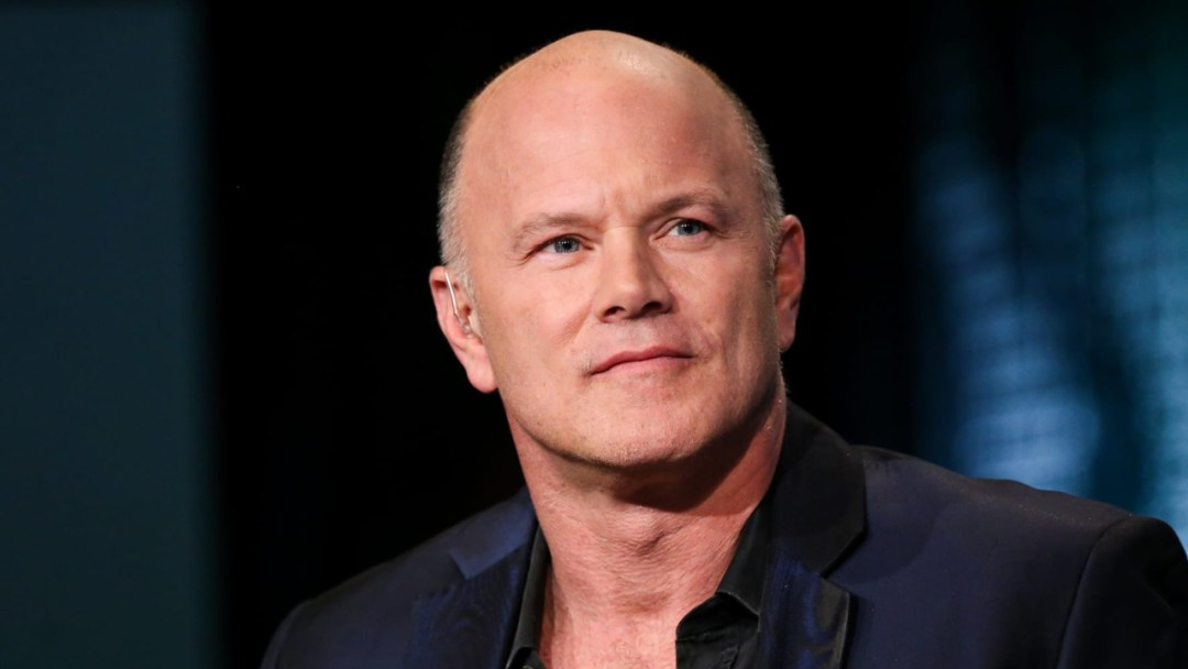 Mike Novogratz Says Institutions Will See Bitcoin's Price Decline as Opportunity to Buy