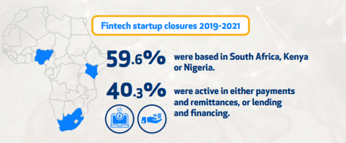 Africa Fintech Start-up Growth: Nigeria Dominates in 'Big Three' Markets