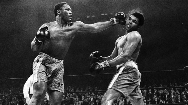 Muhammad Ali art never seen before Sotheby's auction NFT