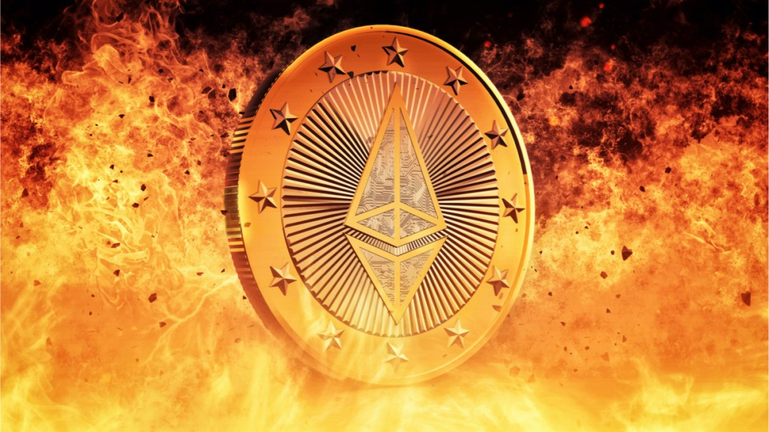 Crypto Inferno: The Ethereum Network Has Burned Over $230 Million in Ether in 17 Days