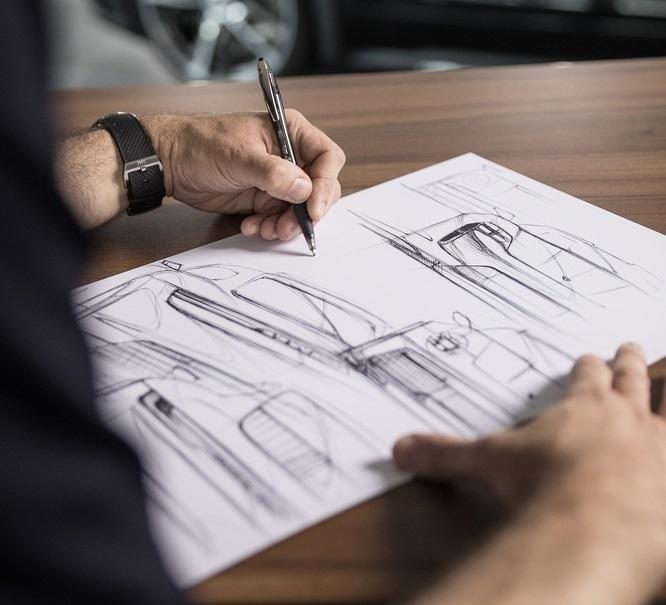 Porsche to Sell Exclusive Design Sketch as Non-Fungible Token