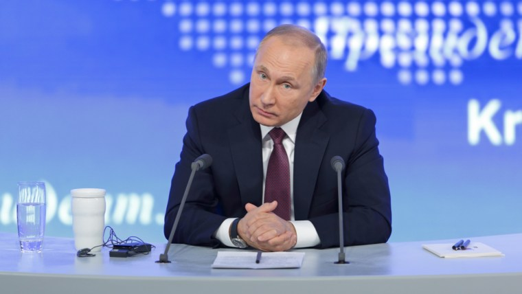 Putin Orders Russian Government to Prepare to Check Officials With Crypto Assets