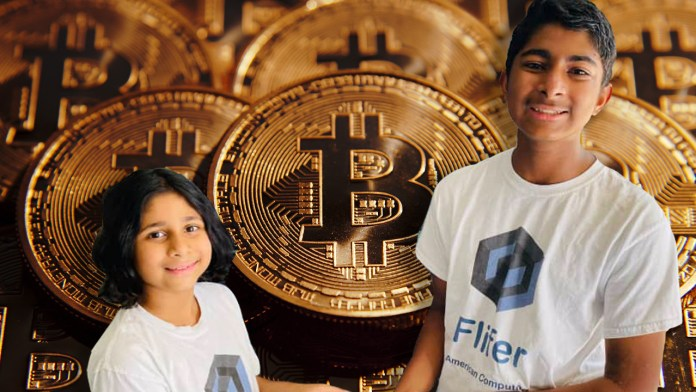 14- and 9-Year-Old Brother and Sister Duo Rake in $30K a Month Mining Crypto With Renewable Energy
