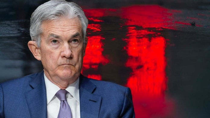 Fed Chair Says US Inflation 'More Enduring Than Anticipated' — Strategist Predicts 10% Market Correction