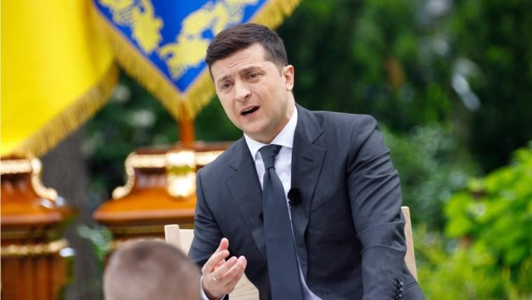 Ukraine President Zelensky Returns Law 'On Virtual Assets' to Parliament
