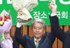 취임일성으로 文정부와 각세운 김동철, '강한 야당' 예고 뉴스zum