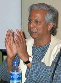Muhammad Yunus  New World Encyclopedia