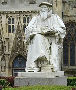 Richard Hooker New World Encyclopedia