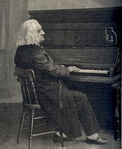 Franz Liszt New World Encyclopedia