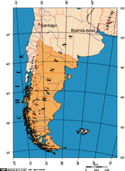 Patagonia  New World Encyclopedia