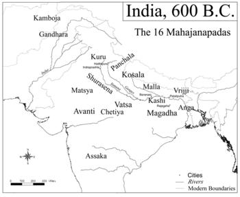 Gandhara New World Encyclopedia