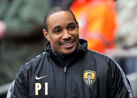 Paul Ince Notts County