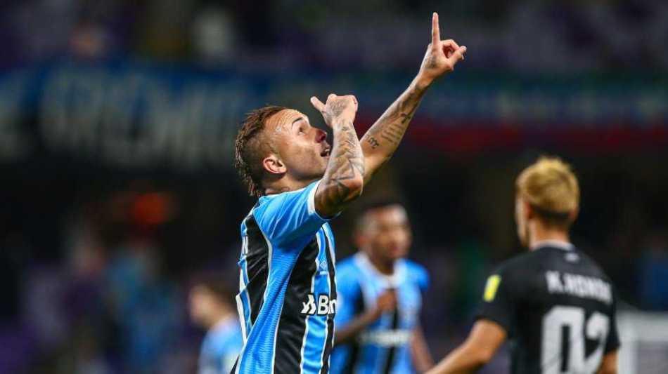 Everton Soares Twitter Gremio