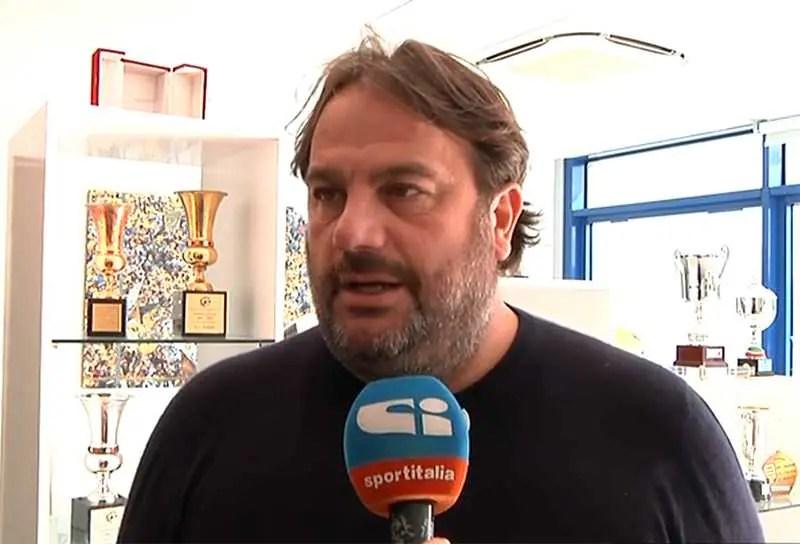 Faggiano ds Parma foto Sportitalia