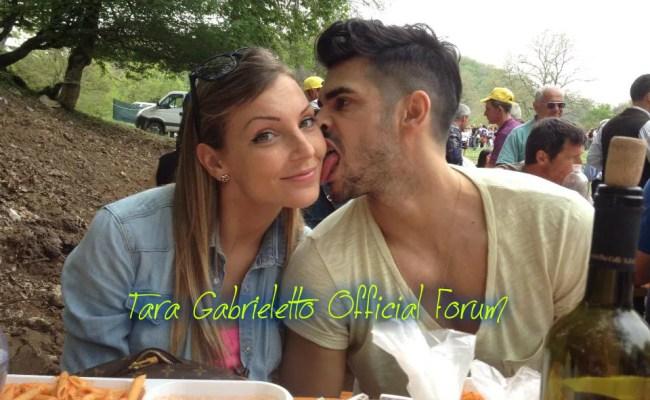 Cristian Gallella E Tara Gabrieletto Ospite In Radio Per
