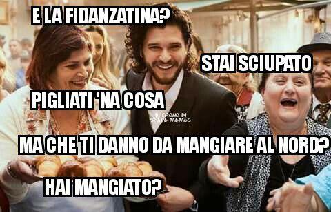 Tutti i meme su Emilia Clarke e Kit Harrington in Italia | Superstarz