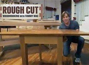 Tommy Macdonald Leaves Rough Cut