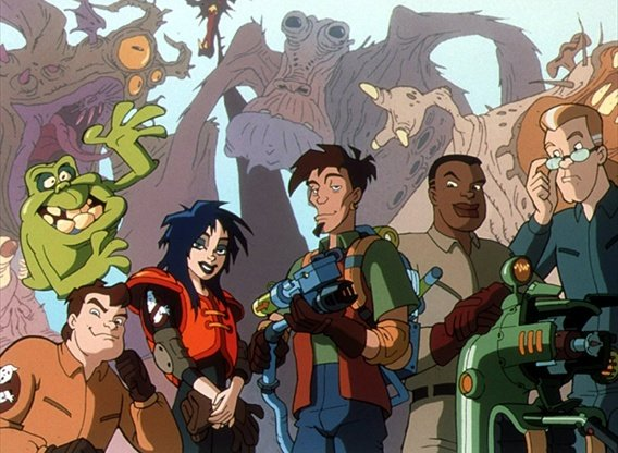 Cute House Wallpaper Extreme Ghostbusters Tv Show Air Dates Amp Track Episodes