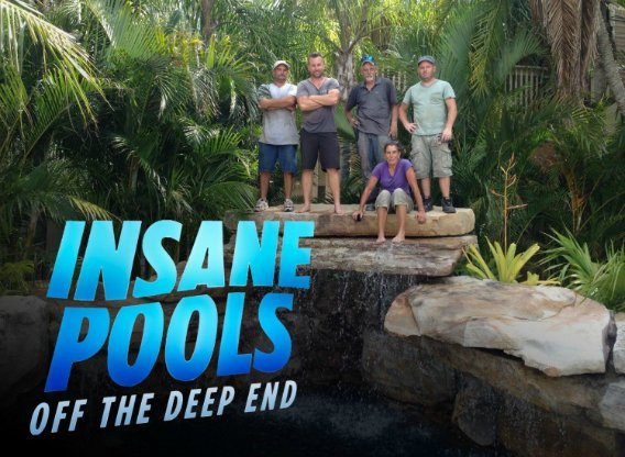 Insane Pools Off the Deep End  Next Episode