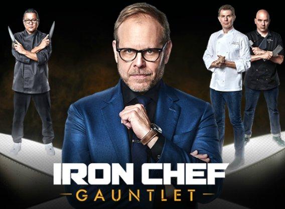 Iron Chef Gauntlet TV Show Air Dates  Track Episodes