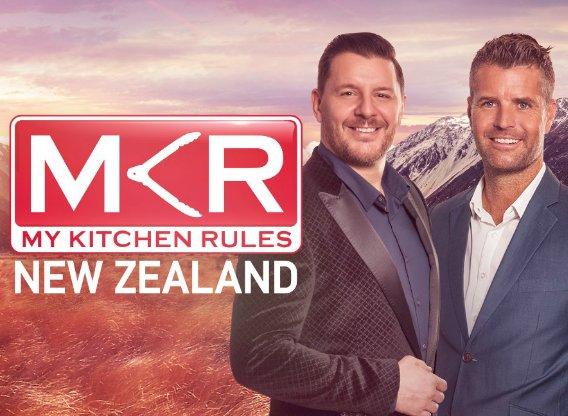 My Kitchen Rules NZ TV Show  Season 2 Episodes List
