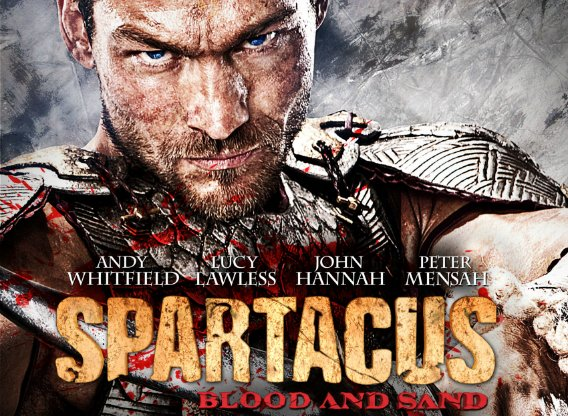 Spartacus Blood and Sand TV Show Air Dates  Track