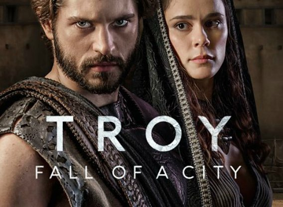 Troy Fall of a City TV Show Air Dates  Track Episodes