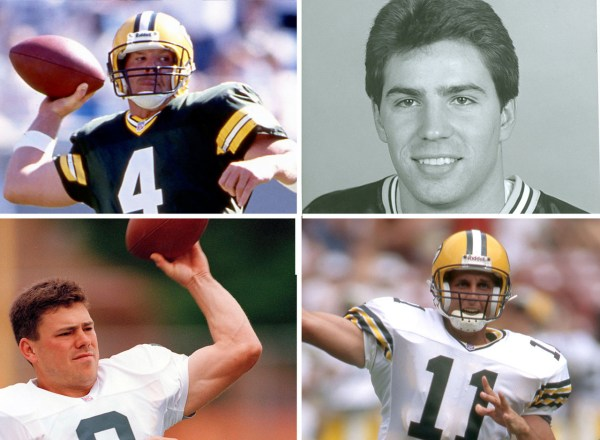 Gallery For gt Mark Brunell Packers