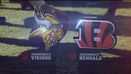 Image result for Cincinnati Bengals vs. Minnesota Vikings